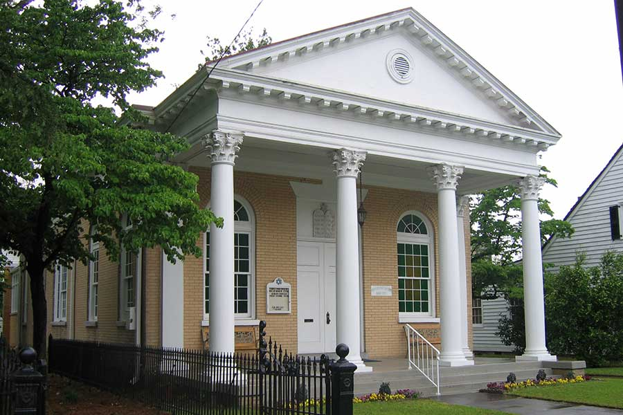 Jewish Life in New Bern NC