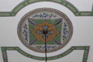 Temple Emanuel fresco