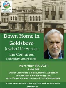Goldsboro event